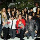 Avril Lavigne - Christmas party 25.12.2010.