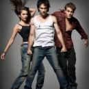 Nina Dobrev, Paul Wesley, and Ian Somerhalder are featured in the most recent issue of Rolling Stone Magazine