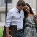 Bradley Cooper & Zoe Saldana
