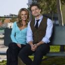 Matthew Morrison and Jessalyn Gilsig