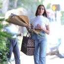Olivia Culpo Seen In Beverly Hills