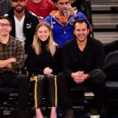 Sydney Sweeney – New York Knicks v New Orleans Pelicans preseason game in NY - 454 x 511