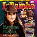 Marlene Favela - La Bamba Magazine Cover [United States] (24 December 2010)