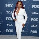 Vivica A. Fox – Fox TCA Winter Press Tour All-Star Party in Pasadena - 454 x 589
