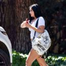 Ariel Winter – In Shorts Out and About in LA