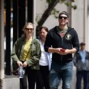 Amanda Seyfried and Thomas Sadoski out in New York