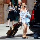 Kate Hudson Leaves hotel in New York - 454 x 359