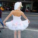 Courtney Stodden – Dressed as Bo Peep for a PETA Go Wool Free Photoshoot - 454 x 626
