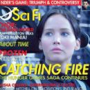 Jennifer Lawrence - Sci Fi Magazine Cover [United States] (December 2013)