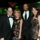 Isaiah Mustafa and Kathy Griffin - 454 x 333
