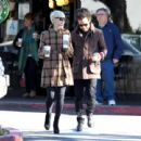 Ashlee Simpson-Wentz - Ashlee Simpson leaving Starbucks in Los Angeles, February 4, 2011