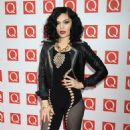Jessie J Glams Up the 2011 Q Awards