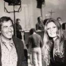 Brigitte Bardot and Roger Vadim - 454 x 342