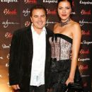 Christopher Knight & Adrianne Curry
