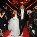 Suzanne and Sebastian Bach's wedding day - 454 x 302