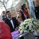 Murat Ünalmis and Birce Akalay  Get Married