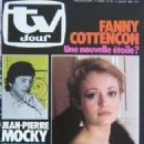 Fanny Cottençon - TV Jour Magazine Cover [France] (21 July 1982)