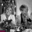 Meredith Baxter and Nancy Locke wedding Pics