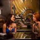 (L-r) KRISTIN DAVIS as Charlotte York and CYNTHIA NIXON as Miranda Hobbes in New Line Cinema's comedy 'SEX AND THE CITY 2,' a Warner Bros. Pictures release. Photo by Craig Blankenhorn - 454 x 303