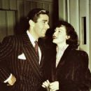 Ava Gardner and Peter Lawford