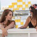 Claudia Romani and Melissa Lori in Bikini in Miami