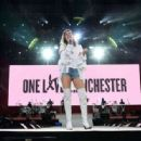 Miley Cyrus – Performs at One Love Manchester Benefit Concert in Manchester