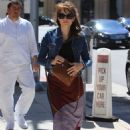Claudia O'Doherty – Shopping in Beverly Hills - 454 x 681