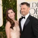 Megan Fox and Brian Austin Green At The 70th Golden Globe Awards (2013) - 454 x 318