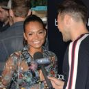 Christina Milian – French Montana's Boohooman Party in Los Angeles
