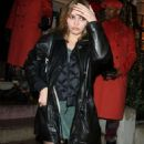 Lily-Rose Depp – Leaving Annabel's in London