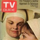 Madeleine Sherwood - TV Guide Magazine Cover [United States] (3 May 1969)