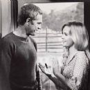 Steve McQueen and Tuesday Weld - 454 x 356