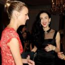 L'Wren Scott attend the Harper's Bazaar Woman of the Year Awards at Claridge's Hotel on October 31, 2012 in London, England - 417 x 594