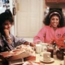 Traci Wolfe and Darlene Love in Lethal Weapon (1987)