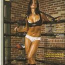 Candice Ehrlich - Flex Magazine - February 2009 - 454 x 646