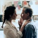 Richard Dreyfuss and Madeleine Stowe in Stakeout (1987)