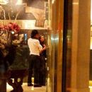 Ian Somerhalder and Nina dobrev in Barcelona