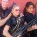 Katee Sackhoff as Kara Thrace in Battlestar Galactica - 454 x 525