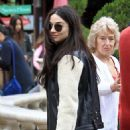 Crystal Reed – Shopping at Elizabeth And James at The Grove in Hollywood 12/21/ 2016 - 454 x 593