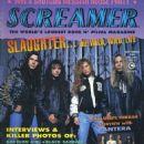 Dana Strum, Mark Slaughter, Tim Kelly & Blas Elias