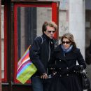 Dorothea Hurley and Jon Bon Jovi
