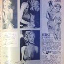 Marilyn Monroe - Movieland Magazine Pictorial [United States] (January 1953) - 454 x 794