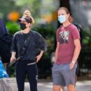 Kaley Cuoco – out in New York