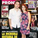 Débora Falabella, Murilo Benício - Pronto Magazine Cover [Argentina] (23 December 2013)