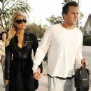 Paris Hilton and Doug Reinhardt: Palihouse Pals