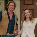 Chris Hemsworth and Leslie Mann