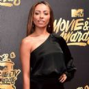 Kat Graham – 2017 MTV Movie And TV Awards in Los Angeles - 454 x 709