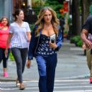 Sarah Jessica Parker – Out in New York