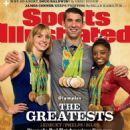 Katie Ledecky - Sports Illustrated Magazine Cover [United States] (22 August 2016)
