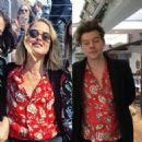 Tess Ward and Harry Styles - 454 x 454